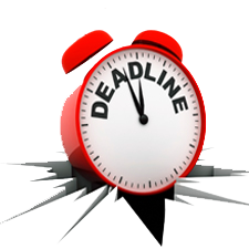 essay deadline Requirements for essays, fees and deadlines for colleges and universities using the apply texas application system.